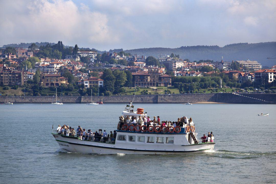 El turismo aumenta un 7% en verano. Foto: BASQUETOUR