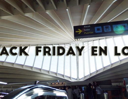 Black Friday en el Aeropuerto de Bilbao