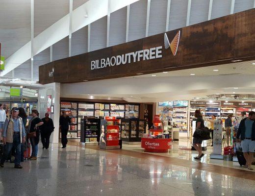 Interior Aeropuerto Bilbao