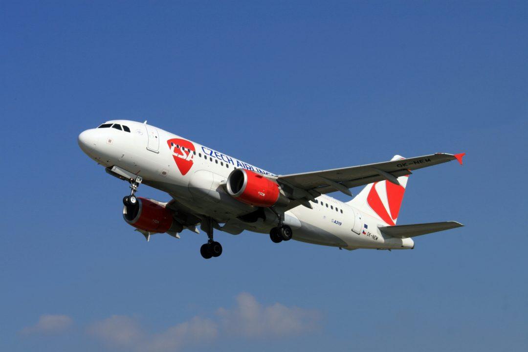 A 319 de Czech Airlines