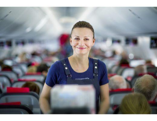 Norwegian incrementa en un 16% el volumen de pasajeros en octubre