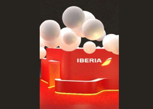 Iberia en Fitur