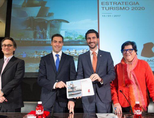 BIlbao-Bizkaia presenta su estrategia de turismo