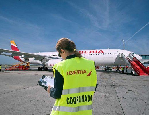 Iberia e Iberia Express, las más puntuales del mundo en 2016