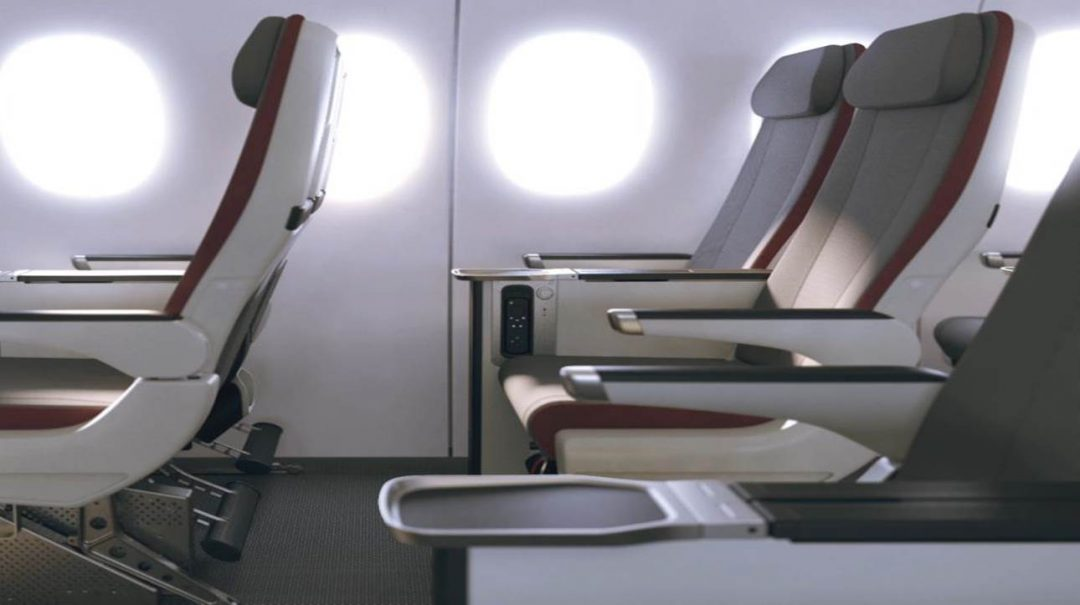 Iberia pone hoy a la venta su nueva Turista Premium