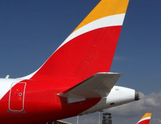 Iberia, la aerolínea más puntual del mundo en enero