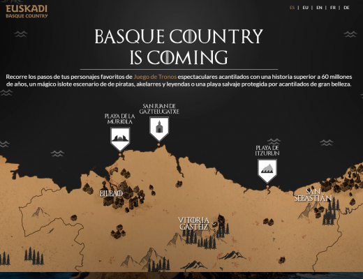 BASQUE COUNTRY IS COMING