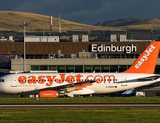 easyJet incluye ruta Bilbao Edimburgo en su programación de invierno