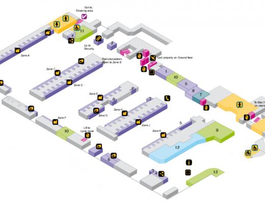 Vueling cambia de terminal en el aeropuerto de Londres Gatwick