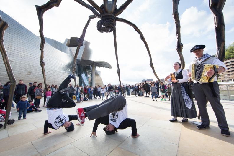 Basque Fest se consolida como dinamizador del turismo