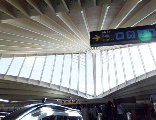 El tráfico de pasajeros crece un 16,5% en el Aeropuerto de Bilbao en abril