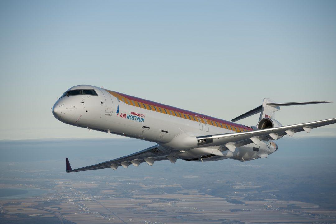 Air Nostrum consolida su recuperación y gana 6,8 millones de euros en 2016