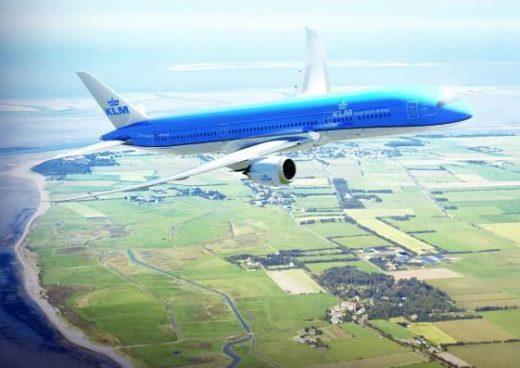 KLM volará a Costa Rica el próximo invierno