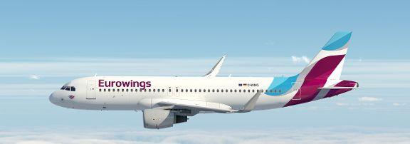 Eurowings operará Bilbao Stuttgart también en invierno