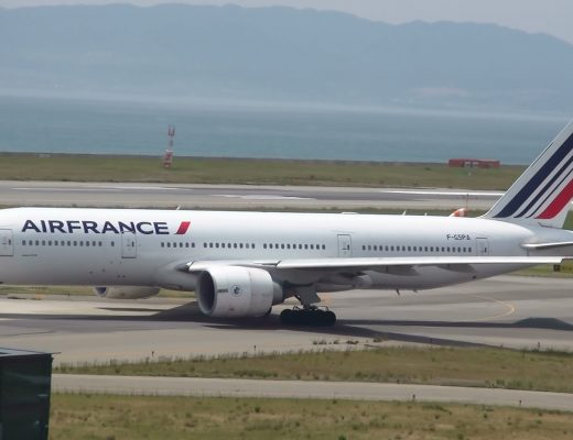Boeing 777-200 air france