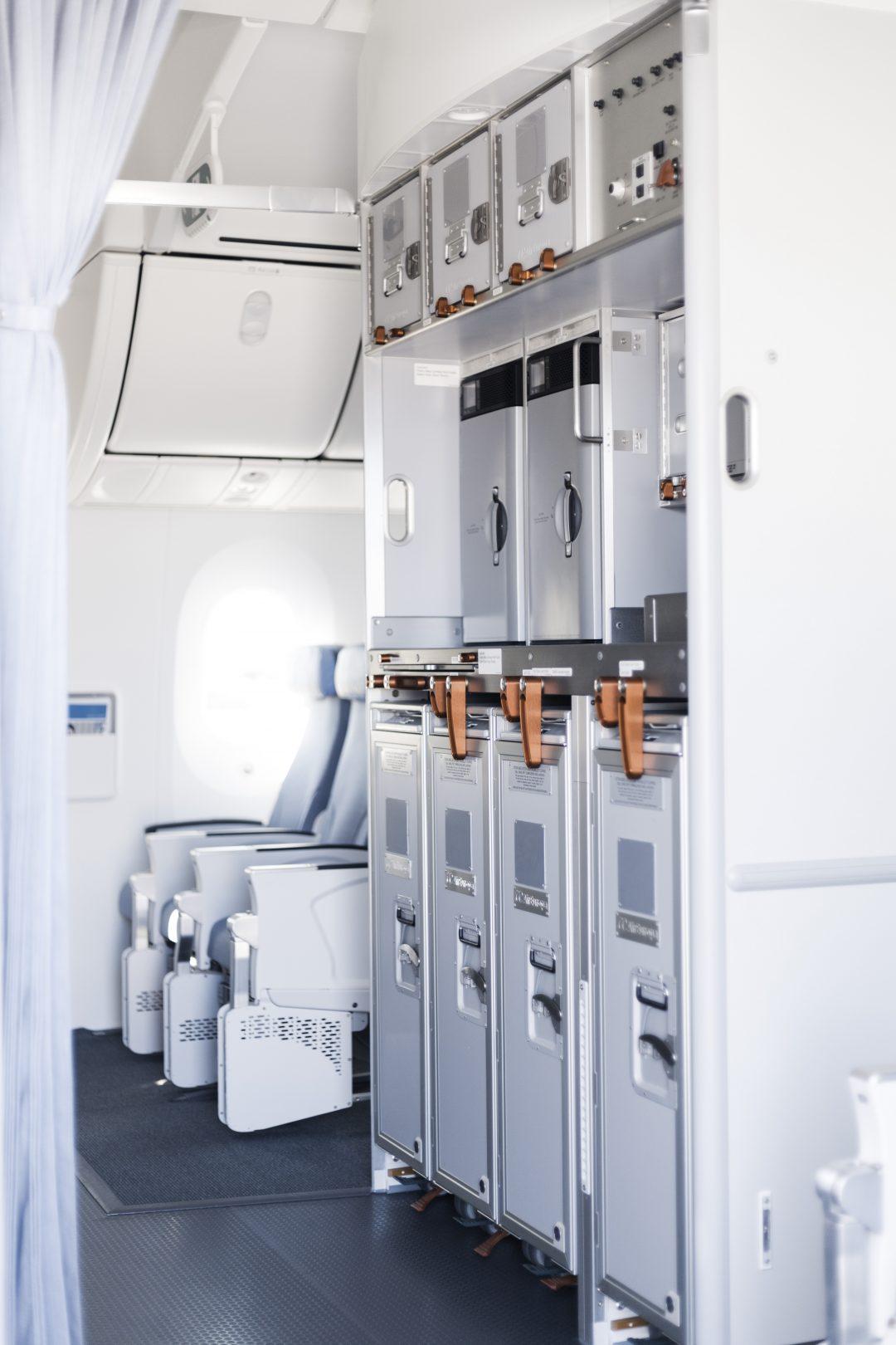 Air Europa optimiza su segregación de residuos a bordo - Bilbao Air