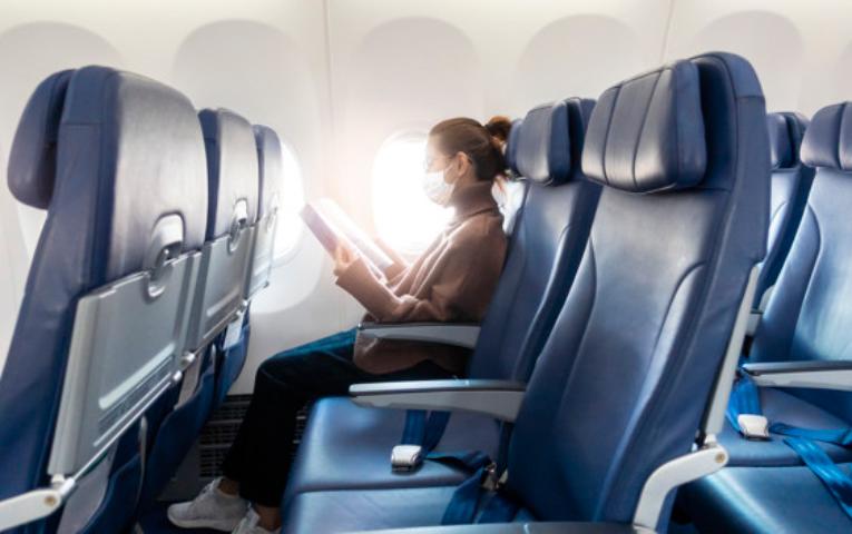 """Las aerolíneas confirman que la posibilidad de contagiarse de Covid19 durante un vuelo es """"casi nula"""""""
